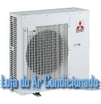 Ar Condicionado Mitsubishi Electric Unidade Exterior 4D80-5d100
