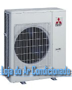 Ar Condicionado Mitsubishi Electric Unidade Exterior 6d120-40-52