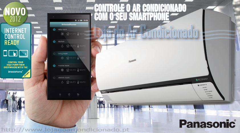 MLE - Panasonic Sistema IntesisHome