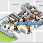 Simulador de instalação de equipamento de ar condicionado