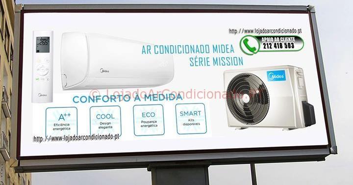 Ar Condicionado Midea mission